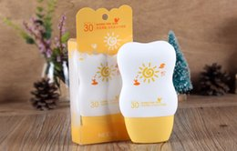 Wholesale g SPF30 Whitening Moisturizing Sunblock for Face amp Body Sunscreen Lotion Suitable for Baby amp Adult