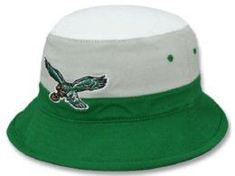 Wholesale Eagles Bucket Hat Cheap Barrel Caps Football buckets Hats Popular men women Fisherman Hats Brand Fishing Hat Cap Team Caps Bucket Caps XDF