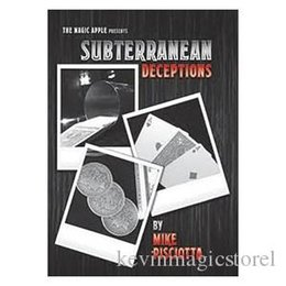 Wholesale Subterranean Deceptions by Mike Pisciotta fast delivery send via email
