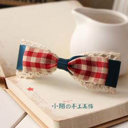 Wholesale Small street hair jewelry handmade bow hairpin hairpin Korean jewelry Korean pop tune head Shengge life