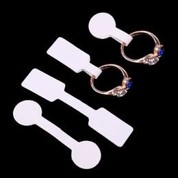 Jewelry Rings Label Paper Price Tag Stickers Tags, Price Tags, Card Jewelry Packaging & Display