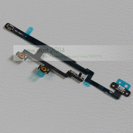 for iPad mini 3 Power ON OFF Button Volume Mute Switch Flex Cable Replacement Repair Part Free Shipping