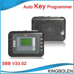 Wholesale SBB key programmer SBB V33 SBB car model Key Programmer key programer car key