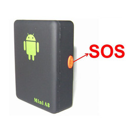 Wholesale Mini A8 GPS Tracker Car Quad Band GSM GPRS GPS Tracker LBS Location Based Service Tracker Audio Bug Monitor without Retail Box