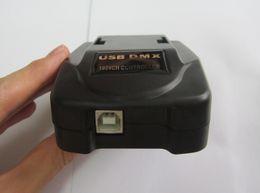 Wholesale Fedex Freeshipping Martin Jockey USB1024 DMX Controller lightjockey Console Light Jockey Lighting Console Table for DJ Party