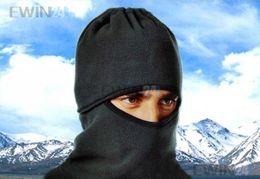 Wholesale Men Motorcycle Thermal Fleece Balaclava Neck Winter Ski Full Face Mask Cap Cover