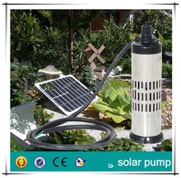 Wholesale 70M HEATED Guaranteed Hot Solar Water pump for Fountain Head m v without solar panel