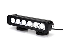 NEW 11Inch 60W CREE LED WORK LIGHT BAR FOR OFF ROAD LIGHT BAR FLOOD SPOT LED DRIVING LIGHT LED BAR LIGHT