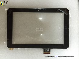 High quality 7 inch Tablet PC Capacitive Touch Screen touch panel digitizer PB70DR8325-R4 ZY TOUCH