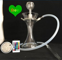 Wholesale 2016 The Hottest Art Glass Hookah Glass Hookah manufacturer Made In China Glass Hookahs