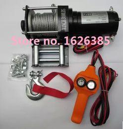 Wholesale V LB winch electric winch X4 UTV ATV WINCH