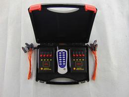 Promotion les types d'incendie Télécommande sans fil Commutateur festival Scène 8channel Fireworks système de tir de sécurité allumage Radio feu taille de type affichage électronique à distance de fil
