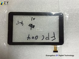 7 inch Tablet PC Digitizer Touch Screen Panel Replacement part-for IDH-0706A1-FPC004-V3.0 ZY TOUCH