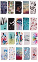 Цветковые деревья для продажи-Pu кожаный бумажник чехол для Samsung Galaxy S7 плюс кредитной карты слоты Крышка с держателем Цветок Жираф дерева Медведь птица бабочка