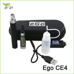 Barato electrónica 2016 nuevo cigarrillo electrónico EGO CE4 cig caja de la pluma e-cigarrillo kit de arranque de cuero con cremallera mod vaporizador vaporizador desde cajas de cigarrillos electrónicos baratos proveedores