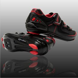 Wholesale 2014 professional Road cycling shoes TIEBAO road riding shoes sports equipment bicycle riding road bike shoes