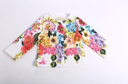 Wholesale For Girls Chinese Style Outwear Coat Baby Kids Sunshine Clothing Lolita Riches Security Court Style Fair Maiden Christmas Best Gift