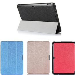 Wholesale in Kits Stylus Luxury Ultra thin Leather Case For ASUS Transformer Pad TF103C TF103CG quot Tab