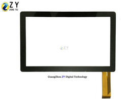 """30 pins Tablet Touch 7"""" Capacitive Touch Screen Digitizer Panel for 7 inch Allwinner A23 A33 Q8 Q88 Tablet PC FUNTEK TOUCH"""