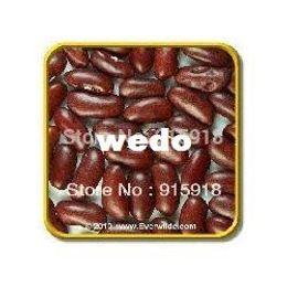 Wholesale Dark Red Kidney Dry Bean Seeds Jumbo Seed Packet
