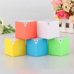Fashion Design Wireless Bluetooth Speaker Best Universal Stereo Mini Speakers High Efficiency Discount Portable Speaker SYX8
