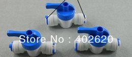 Wholesale hand valve union ball valve plastic type for water or air or gas quot size