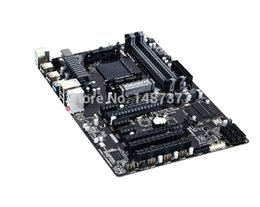 Wholesale original Gigabyte A DS3P motherboard supports AMD FX CPU AM3 big board
