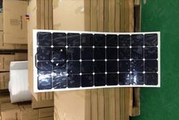горячий продавать новый разработан высокоэффективный полу гибкой 120w панели солнечных батарей для RV / лодки / морских С контроллером из Китая фабрики сразу от Производители flexible solar panel