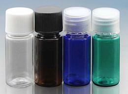 Lotion Bottle PET 10ML 15ML 20ML 30ML Liquid Divide Plastic Pakcing Bottle Transparent PET Diy Bottle Wholesale