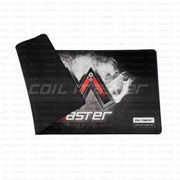 Original Coil Master Mat for Vaping Builds Rubber Mat CoilMaster Series Coil Master Tool Kit V3 Coiling Kit Coil Master 521Tab