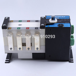 Wholesale A three phase genset ATS A automatic transfer switch