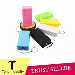 Wholesale Power Bank big perfume portable charging treasure intelligent mobile power supply mah compatible with samsung HTC iphone charger