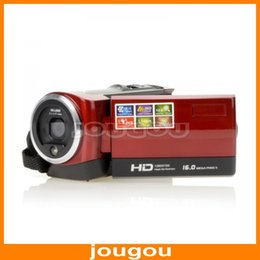 Wholesale 16MP Max P HD Camcorder X Digital Zoom Digital Video Camera With quot LCD Screen Lithium Battery HD