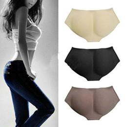 shaperwear Women Sexy Padded Seamless Butt Hip Panties Women's Buttock Underwear Hip Enhancer Shaper Padded Briefs Panties shaperwear ny27