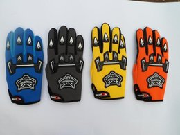 Wholesale FOX Racing motorcycle gloves full finger cycling gloves outdoor sports gloves bicycle cross country
