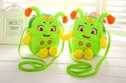 Wholesale 13PCS Fashion Cute Kid Mini Purse Child Boy Girl Cartoon Animal Soft Preschool Shoulder child Messenger Bag