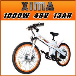 Wholesale US In Stock Addmotor XIMA X4 Shimano White City Bicycle W V AH quot SAMSUNG Lithium Battery Electric Bicycle