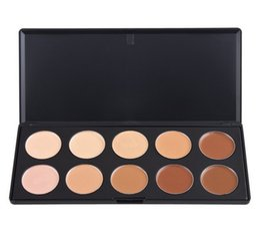 Wholesale Makeup Face Concealer Professional Color Concealer plate FREE GIFT