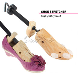 Wholesale Brand New Useful Wooden Shoe Stretcher for Men Women Adjustable Shaper Tree