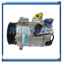 Denso 7SEU17C compressor for Land Rover Range Rover Sport 4.4L V8 447180-8362 447180-8371 JPB000172 JPB500280