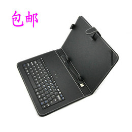 Wholesale-10.1 inch tablet case for lenovo thinkpad tablet mount keyboard protection holster protective cover case shell