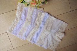 Wholesale Lace Boy Short Panties - Briefs Ladies 2014 New Underwear Cotton Panties Breathable Female Boxer Shorts Women Hipster Pants Panty Lingerie Free Shipping Girl SJK