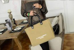 Chaîne grand sac en Ligne-Sacs à main célèbres de marque de mode de femmes nouveau voyage de 2016 Sac à bandoulière de toile de sacs en cuir de grande capacité
