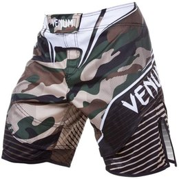 Wholesale XS S M L XL MMA Fight shorts camouflage color Man Shorts male bottoms