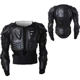 Wholesale Motorcycle Parts Off Road Protector Spine Chest Gear Armor Clothing Full Body Protective Jacket Size M For Motorbike Standard Sport ATV Quad