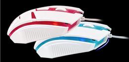 Wholesale-Colorful backlit keyboard and mouse set Lenovo Asus Dell laptop emitting Apple desktop keyboard and mouse-kx-08