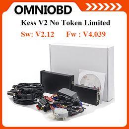 Wholesale New Arrival KESS V2 Firmware V4 Manager Tuning Kit Master Version No Token Limited KESS V2 OBD2 Manager Tunning Kit