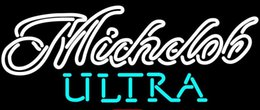 New Michelob Ultra Glass Neon Sign Light Beer Bar Pub Arts Crafts Gifts Lighting Size:26""