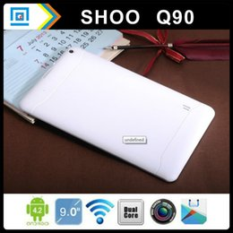 Wholesale smart tablet android jelly bean dual core INCH allwinner A23