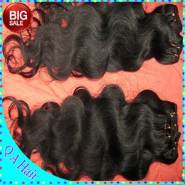Wholesale Amazing Beauty hair products Indian human hair weave weft cheap price g piece softly body wave bundles fast shipping
